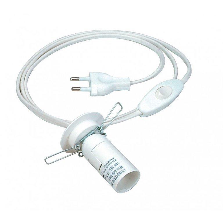 Kabel mit Schalter für Salzkristalllampe inklusive passender ...